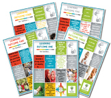 EYLF Learning Outcome Posters for Families