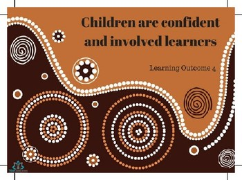 EYLF: Learning Outcomes 1-5 A4 Posters