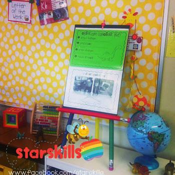 EYLF Learning Story Templates