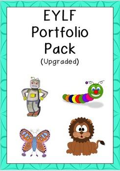 EYLF Portfolio Pack
