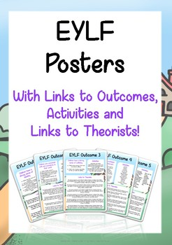 EYLF Poster Pack
