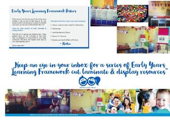 EYLF Principle Posters