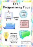 EYLF Programming Tags