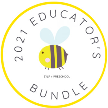 EYLF MEGA BUNDLE - TOP 50 Products for Early Learning Prof