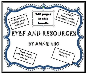EYLF and Resource Bundle