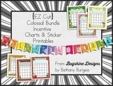 EZ Cut Incentive Chart & Sticker Printables {The Colossal Bundle}