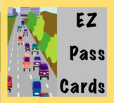 EZ Pass Cards--Bathroom Management System