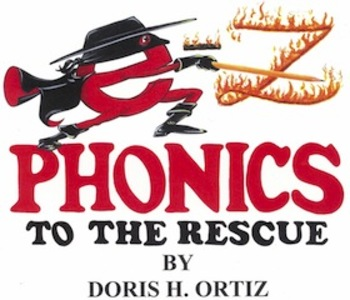 EZ Phonics to the Rescue-  Table of Contents