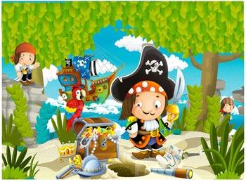 EZ Prep See-it Centers - Pirate Adventure & Undersea Fantasy