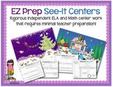 EZ Prep See-it Centers - Winter Fun