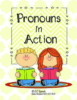 EZ Speech Pronouns in Action