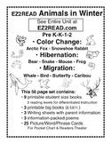 EZ2READ ANIMALS IN WINTER