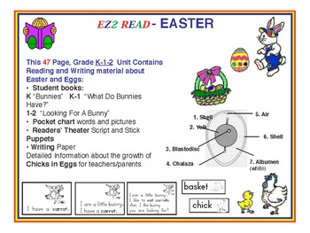 EZ2READ EASTER