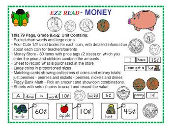 EZ2READ® Money Unit