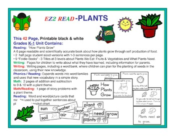 EZ2READ PLANTS