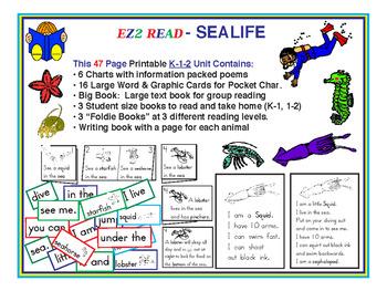 EZ2READ® Sealife