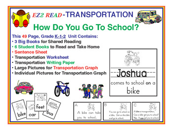 EZ2READ® Transportation Unit