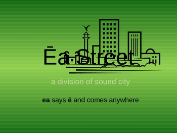 Ea (E) Street (Sound City)