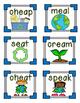 Earth Day Ea Word Sort - Short or Long