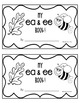 Ea and Ee Vowel Pairs Literacy Resource