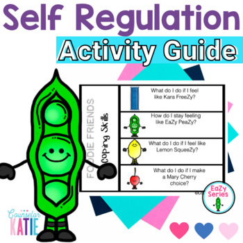 Social Narratives Activity Guide- (EaZy PeaZy & Friends)