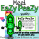 Social Narratives-EaZy PeaZy & Friends Introduction