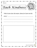 Each Kindness Activities