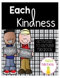 Each Kindness: Activities to Extend the Book