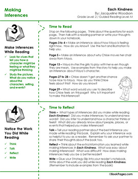Each Kindness Lesson Plans & Activities Package, Second Grade (CCSS)