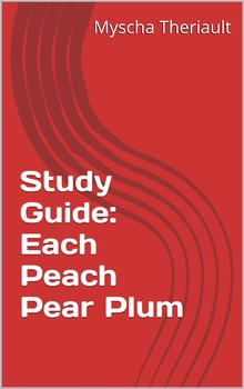 Each Peach Pear Plum Activities, Printable Worksheets and Lesson Ideas