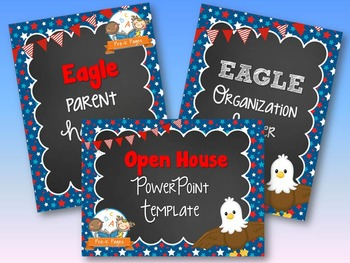 Eagle Back-to-School Timesaver Bundle