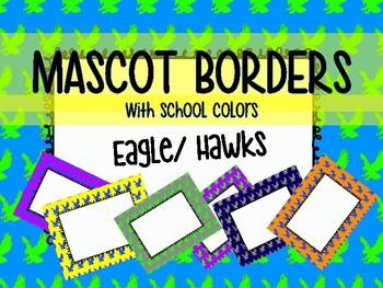 Eagle Borders