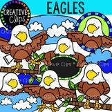 Eagle Clipart {Creative Clips Clipart}