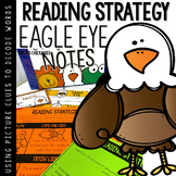 Eagle Eye Decoding Strategy for Guided Reading: Using Picture Clues