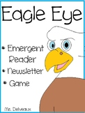 Eagle Eye Emergent Reader