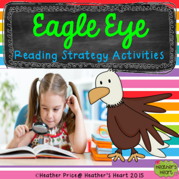 Eagle Eye Reading and Decoding Strategy Activities for Guided Reading
