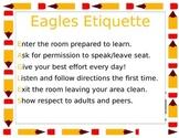 Eagle's Etiquette