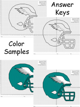 Eagles' Helmet Bundle Mystery Picture
