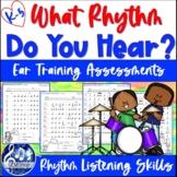 Distance Learning Music: Listening & Ear Training Activiti