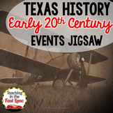 Early 20th Century Events Jigsaw Activity