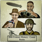 Early 20th Century History - Comic Books