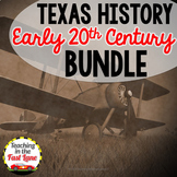 Early 20th Century: WWI, the Great Depression, and WWII BUNDLE