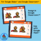 Early Addition Joining Sets Turkey Theme for use with Google Classroom™