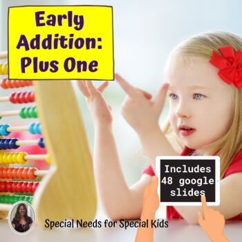 Addition Unit for Special Education (Plus One)