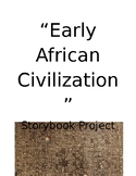 Early African Civilization Artifact Storybook