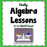 Algebra Lessons for the SMART Board