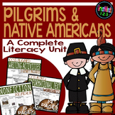 Pilgrims and Native Americans {Non-Fiction Reading and Writing Literacy Unit}