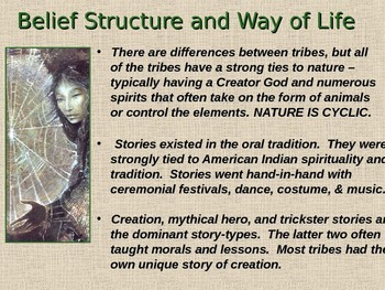 Early America PPT - Native Americans, Puritan, Founding Fathers, and Romantics