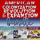 Early America - United States History Bundle | Digital + Printable