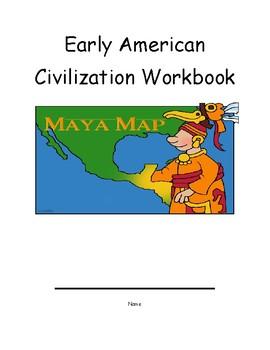 Early American Civilizations - Maya